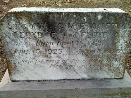 AUSTIN, FLOYD A - Lawrence County, Arkansas   FLOYD A AUSTIN - Arkansas Gravestone Photos