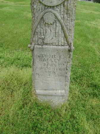 BAGLEY, JESSIE E. - Lawrence County, Arkansas | JESSIE E. BAGLEY - Arkansas Gravestone Photos