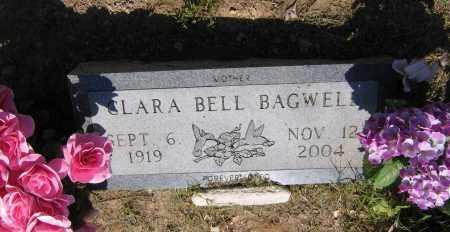 BAGWELL, CLARA BELL - Lawrence County, Arkansas | CLARA BELL BAGWELL - Arkansas Gravestone Photos