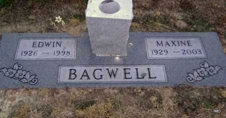 JONES BAGWELL, MAXINE - Lawrence County, Arkansas | MAXINE JONES BAGWELL - Arkansas Gravestone Photos