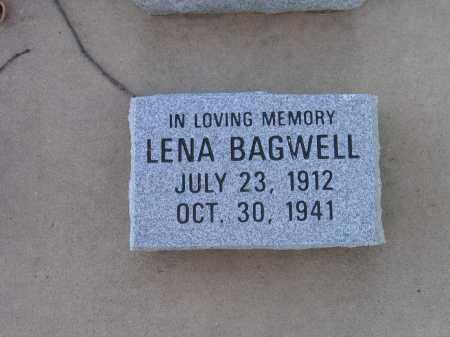BAGWELL, LENA - Lawrence County, Arkansas | LENA BAGWELL - Arkansas Gravestone Photos