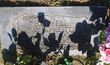 BAGWELL, RAY ARMESTER - Lawrence County, Arkansas   RAY ARMESTER BAGWELL - Arkansas Gravestone Photos