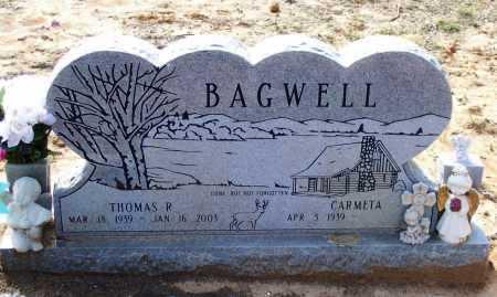 BAGWELL (VETERAN), THOMAS RAY - Lawrence County, Arkansas | THOMAS RAY BAGWELL (VETERAN) - Arkansas Gravestone Photos
