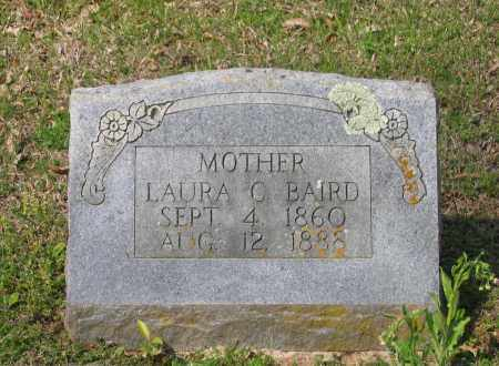 BAIRD, LAURA C. - Lawrence County, Arkansas | LAURA C. BAIRD - Arkansas Gravestone Photos
