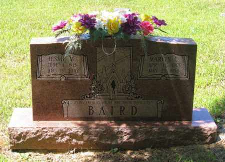 BAIRD, MARVIN C. - Lawrence County, Arkansas | MARVIN C. BAIRD - Arkansas Gravestone Photos