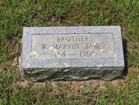 BAIRD, W. MARVIN - Lawrence County, Arkansas | W. MARVIN BAIRD - Arkansas Gravestone Photos
