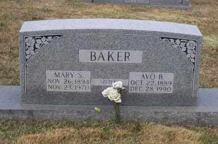 BAKER, MARY STEADMAN - Lawrence County, Arkansas | MARY STEADMAN BAKER - Arkansas Gravestone Photos
