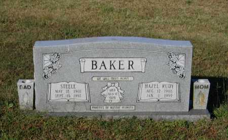RUDY BAKER, HAZEL LOU - Lawrence County, Arkansas | HAZEL LOU RUDY BAKER - Arkansas Gravestone Photos