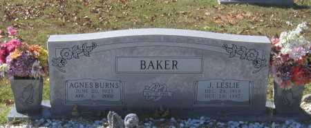 BURNS BAKER, VERNA AGNES - Lawrence County, Arkansas | VERNA AGNES BURNS BAKER - Arkansas Gravestone Photos