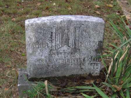 BROWN BAKER, WINNIE ELLA - Lawrence County, Arkansas | WINNIE ELLA BROWN BAKER - Arkansas Gravestone Photos