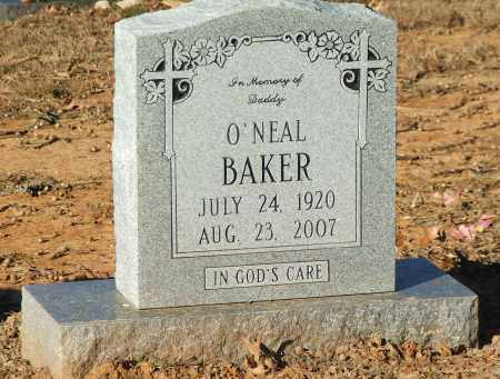 BAKER, ELBERG O'NEAL - Lawrence County, Arkansas | ELBERG O'NEAL BAKER - Arkansas Gravestone Photos