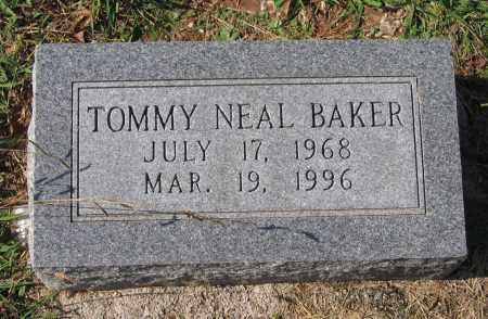 BAKER, TOMMY NEAL - Lawrence County, Arkansas | TOMMY NEAL BAKER - Arkansas Gravestone Photos