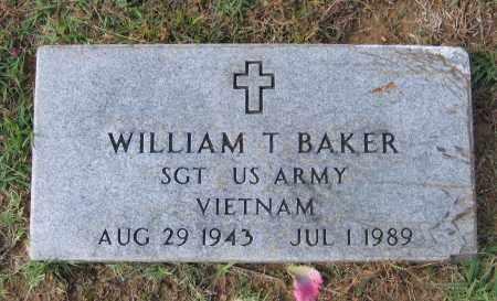 BAKER (VETERAN VIET), WILLIAM THOMAS - Lawrence County, Arkansas   WILLIAM THOMAS BAKER (VETERAN VIET) - Arkansas Gravestone Photos
