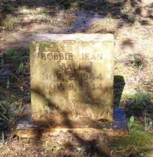 BALL, BOBBIE JEAN - Lawrence County, Arkansas | BOBBIE JEAN BALL - Arkansas Gravestone Photos