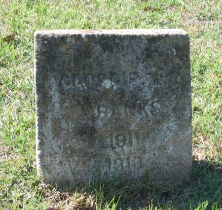 BANKS, GEORGE - Lawrence County, Arkansas | GEORGE BANKS - Arkansas Gravestone Photos