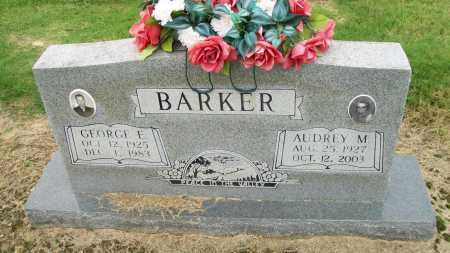 CROW BARKER, AUDREY MAE - Lawrence County, Arkansas | AUDREY MAE CROW BARKER - Arkansas Gravestone Photos