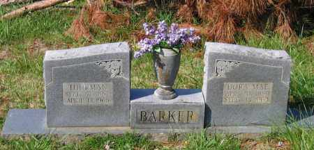 PEARCE BARKER, DORA MAE - Lawrence County, Arkansas | DORA MAE PEARCE BARKER - Arkansas Gravestone Photos