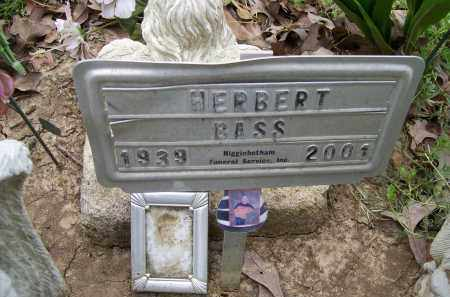 BASS, HERBERT - Lawrence County, Arkansas | HERBERT BASS - Arkansas Gravestone Photos