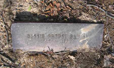 BATES, BESSIE - Lawrence County, Arkansas | BESSIE BATES - Arkansas Gravestone Photos