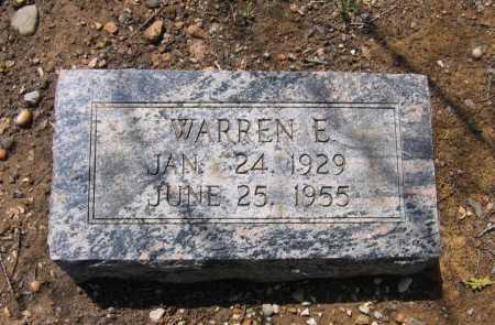 BAUGHMAN, WARREN E. - Lawrence County, Arkansas   WARREN E. BAUGHMAN - Arkansas Gravestone Photos