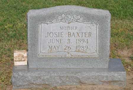 BAXTER, JOSIE LEONA - Lawrence County, Arkansas | JOSIE LEONA BAXTER - Arkansas Gravestone Photos