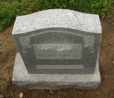 TRIMMER HUNT, MATTIE ELLA - Lawrence County, Arkansas   MATTIE ELLA TRIMMER HUNT - Arkansas Gravestone Photos