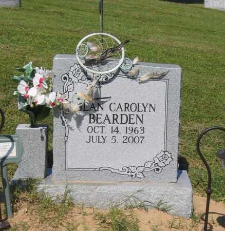 BEARDEN, JEAN CAROLYN - Lawrence County, Arkansas   JEAN CAROLYN BEARDEN - Arkansas Gravestone Photos