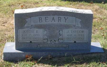 "SHANKLIN BEARY, KATHRYN ""KITTIE"" ELDORA - Lawrence County, Arkansas | KATHRYN ""KITTIE"" ELDORA SHANKLIN BEARY - Arkansas Gravestone Photos"