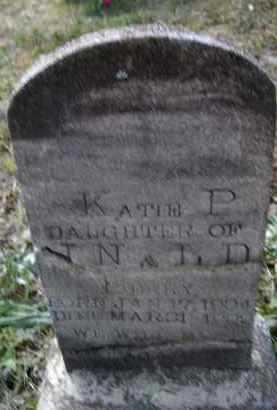 BEARY, KATIE P. - Lawrence County, Arkansas | KATIE P. BEARY - Arkansas Gravestone Photos