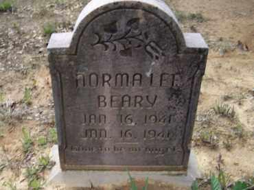 BEARY, NORMA LEE - Lawrence County, Arkansas   NORMA LEE BEARY - Arkansas Gravestone Photos