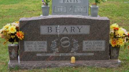 CASPER BEARY, NEVA MAE - Lawrence County, Arkansas | NEVA MAE CASPER BEARY - Arkansas Gravestone Photos