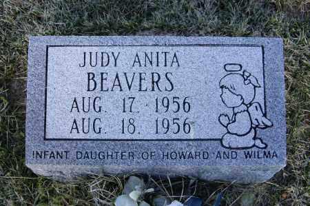 BEAVERS, JUDY ANITA - Lawrence County, Arkansas   JUDY ANITA BEAVERS - Arkansas Gravestone Photos