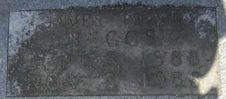 BEGGS, JAMES FRANK - Lawrence County, Arkansas | JAMES FRANK BEGGS - Arkansas Gravestone Photos