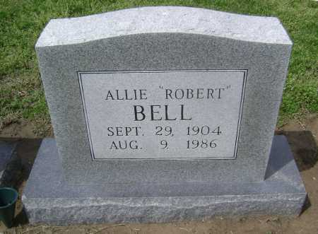 BELL, ALLIE AGNES - Lawrence County, Arkansas | ALLIE AGNES BELL - Arkansas Gravestone Photos