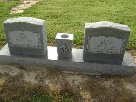 BELL, J. W. - Lawrence County, Arkansas | J. W. BELL - Arkansas Gravestone Photos