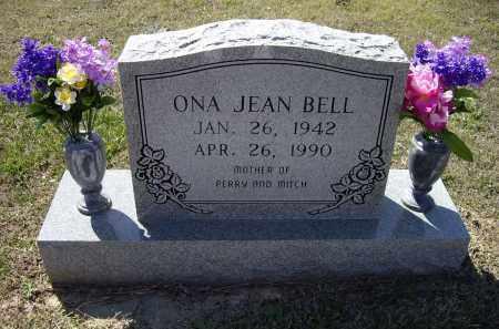 BELL, ONA JEAN - Lawrence County, Arkansas | ONA JEAN BELL - Arkansas Gravestone Photos