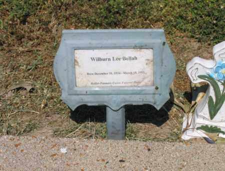 BELLAH, WILBURN LEE - Lawrence County, Arkansas | WILBURN LEE BELLAH - Arkansas Gravestone Photos