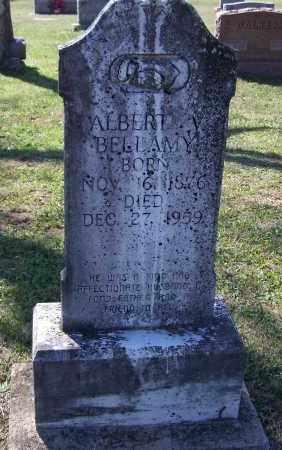 BELLAMY, ALBERT VANBUREN - Lawrence County, Arkansas   ALBERT VANBUREN BELLAMY - Arkansas Gravestone Photos