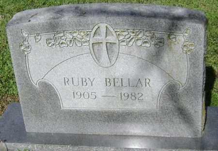 BELLAR, RUBY - Lawrence County, Arkansas | RUBY BELLAR - Arkansas Gravestone Photos