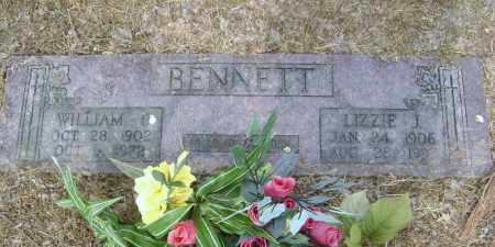 BENNETT, LIZZIE J. - Lawrence County, Arkansas | LIZZIE J. BENNETT - Arkansas Gravestone Photos