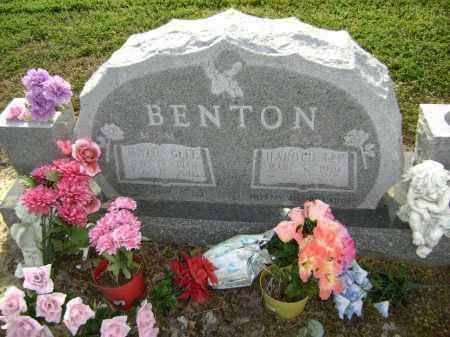 BENTON, MAZIE BELL - Lawrence County, Arkansas | MAZIE BELL BENTON - Arkansas Gravestone Photos