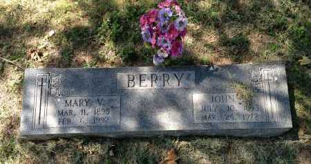 BERRY, JOHN L. - Lawrence County, Arkansas | JOHN L. BERRY - Arkansas Gravestone Photos
