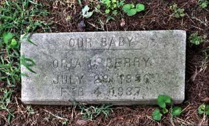 BERRY, ORIA C. - Lawrence County, Arkansas   ORIA C. BERRY - Arkansas Gravestone Photos