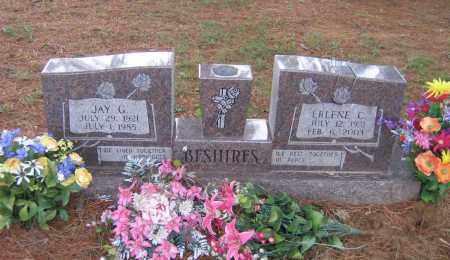 MILLER, ERLENE CHRISTINE MILLER - Lawrence County, Arkansas | ERLENE CHRISTINE MILLER MILLER - Arkansas Gravestone Photos