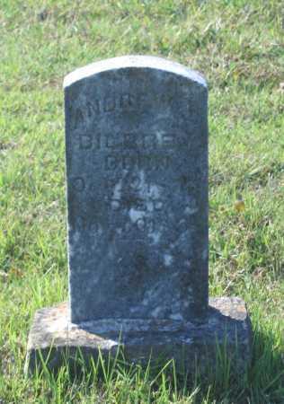 BILBREY, ANDREW J. - Lawrence County, Arkansas   ANDREW J. BILBREY - Arkansas Gravestone Photos