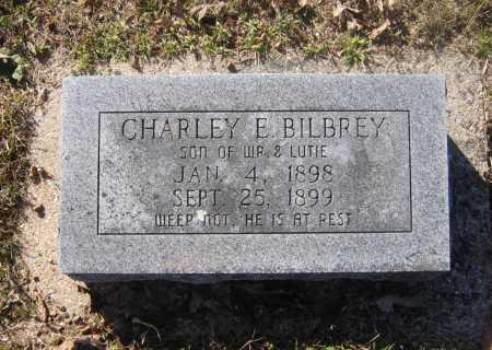 BILBREY, CHARLEY E. - Lawrence County, Arkansas | CHARLEY E. BILBREY - Arkansas Gravestone Photos