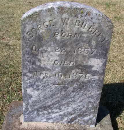 BILBREY, GEORGE W. - Lawrence County, Arkansas | GEORGE W. BILBREY - Arkansas Gravestone Photos