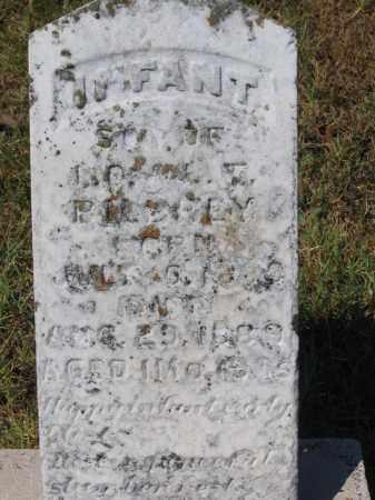 BILBREY, INFANT SON - Lawrence County, Arkansas | INFANT SON BILBREY - Arkansas Gravestone Photos