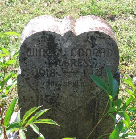 BILBREY, WINCEL CONRAD - Lawrence County, Arkansas | WINCEL CONRAD BILBREY - Arkansas Gravestone Photos