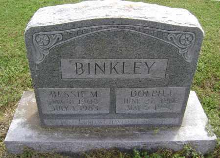 BINKLEY, ADOLPHUS L. - Lawrence County, Arkansas | ADOLPHUS L. BINKLEY - Arkansas Gravestone Photos
